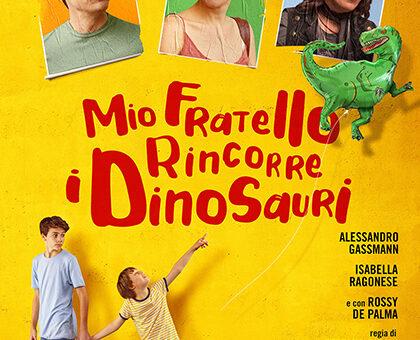 mio fratello rincorre i dinosauri